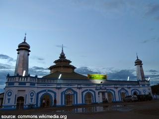Masjid Raya Ganting Padang