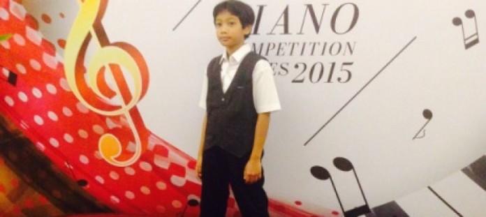 Satya Adigama, Peraih Gold Medals