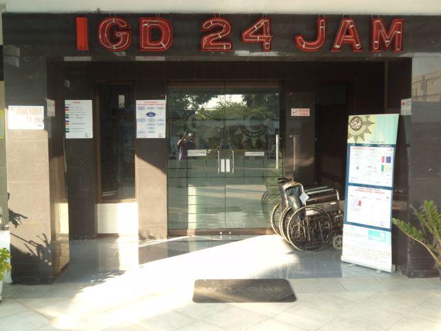 IGD 24 Jam siap melayani masyarakat