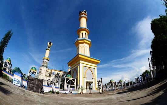 Masjid Islamic Center Mataram NTB
