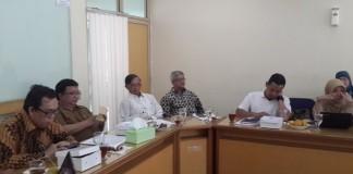 Gb. Majelis Diktilitbang PP. Muhammadiyah bersama Forum KUI PTM sedang koordinasi dan evaluas
