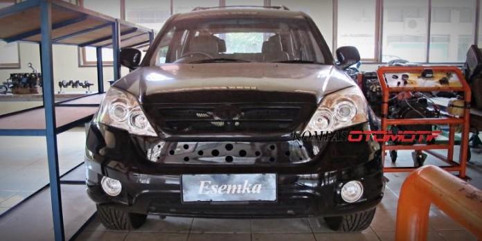 Mobil Esekma Jokowi, foto : otomotif kompas