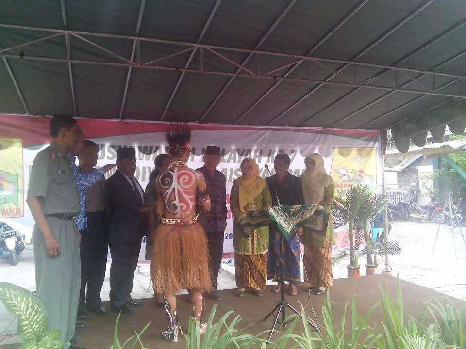 Kegiatan Saat Musywil Muhammadiyah Papua