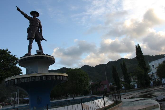 Monumen Nani Wartabone di Gorontalo