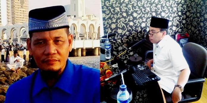 Semarang dan Ketua PDM Kota Padang, (Ki-Ka)