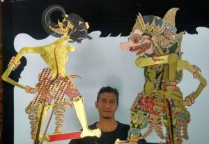 Marwanto dan Karya Wayang Ciptaannya