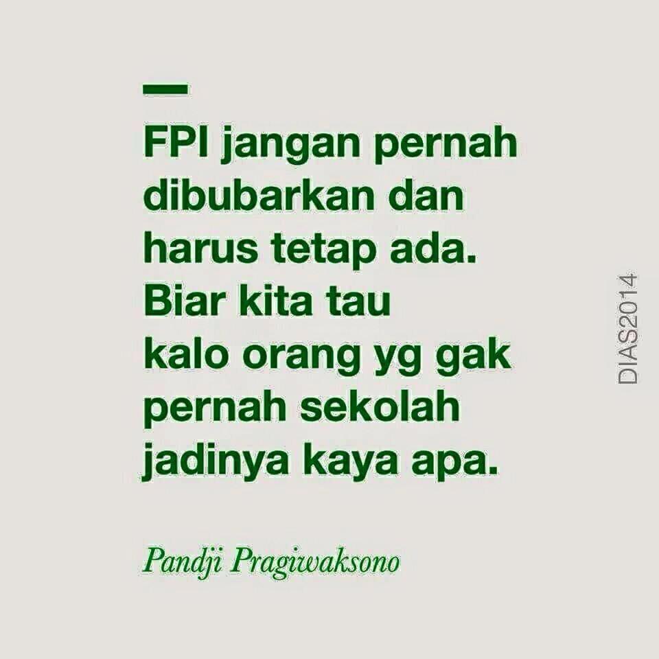 Pandji FPI