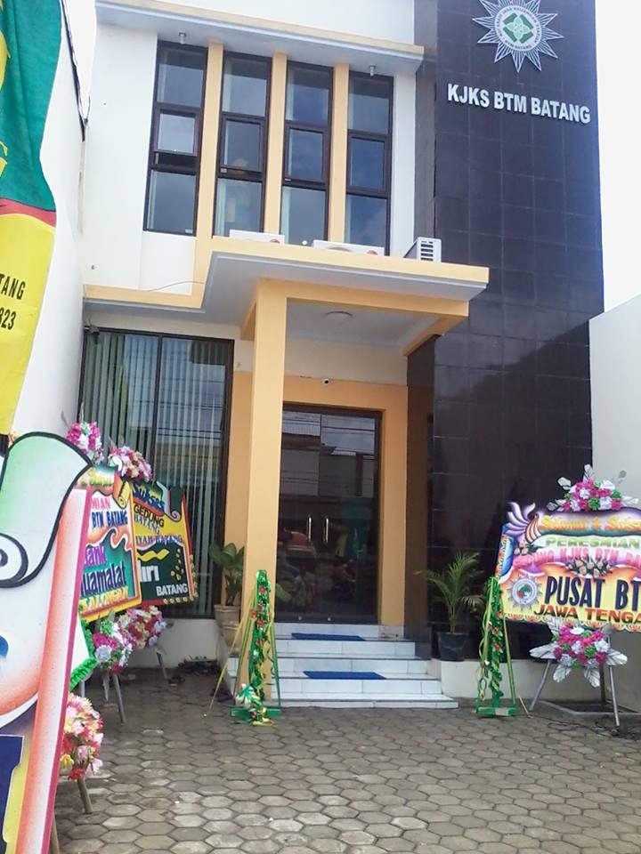 Kantor KJKS BTM Batang