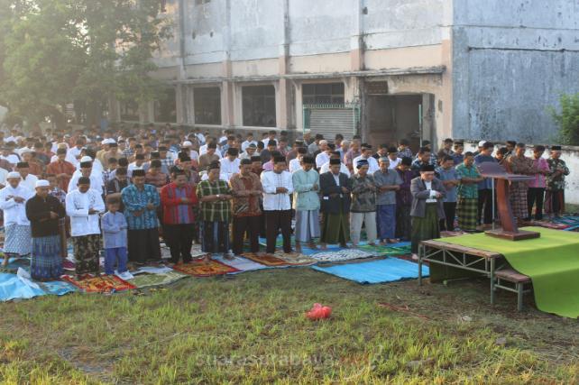 Suasana Idul Adha, 23 September 2015