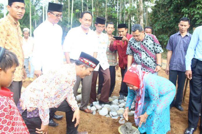 Ketika Masjid Muhammadiyah Ditolak, IMM Bangun Masjid Untuk Warga (Non-Muhammadiyah) di Langkat