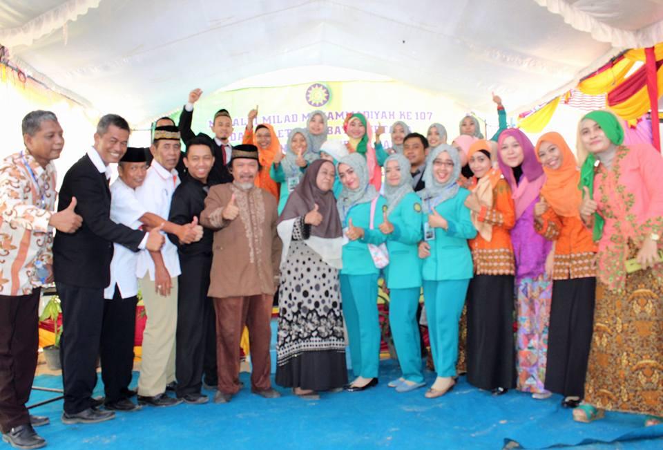 Semangat laskar kesehatan RS PKU Muhammadiyah Blora
