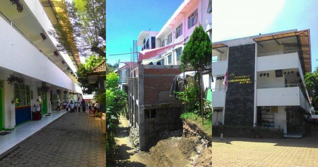 SD Muhammadiyah Kota Batu (Foto: Ust.Tsalis Rifai ST)