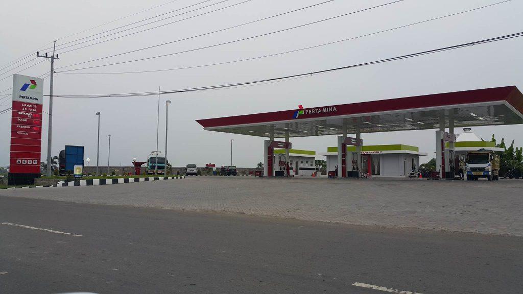 SPBU Gayam, SPBU kedua yang didirikan PDM Bojonegoro