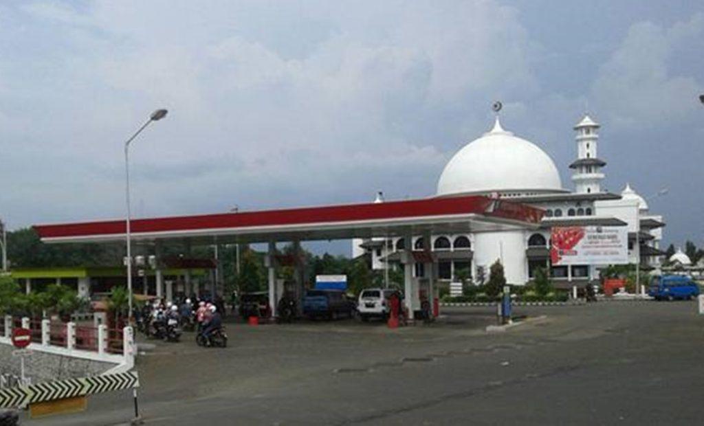 SPBU Universitas Muhammadiyah Malang