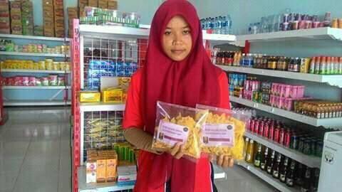Cemilan produk STKIP Muhammadiyah Sorong