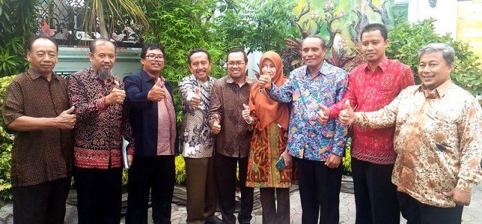Jajaran Direksi RS M Kediri dan PWM Jawa Timur