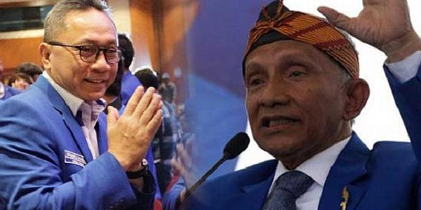 Amie Rais dan Zulkifly Hasan