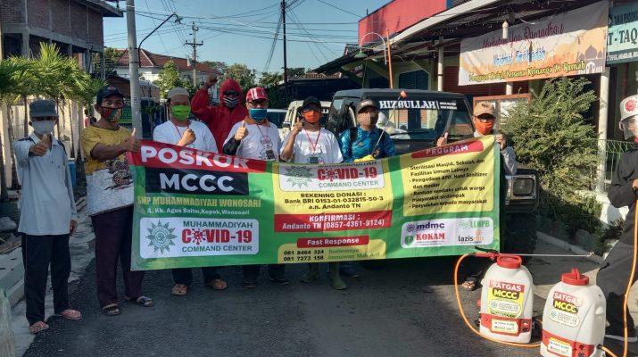 MCCC PCM Wonosari Gunungkidul
