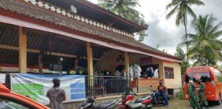 Rapid test COVID-19 masal digelar di Banjar Serokadan Bali