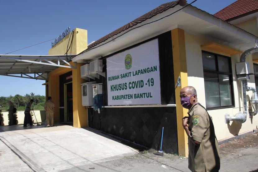 Rumah Sakit Lapangan Khusus Covid-19 Bantul